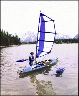 BSD Rigs for Folding Kayaks - Product list